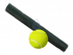 Pletivo čtyřhranné tenisové nezapletené, poplastované, zesílený drát 1,9/3,0 mm