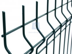 Panel plotový drátěný GLX light, ZN+PVC