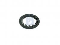 Podložka vějířová s vnitřním ozubením, DIN 6798I, bez úpravy