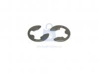 Kroužek pojistný třmenový, DIN 6799, bez úpravy