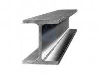 Profil ocelový, I průřezu, S235JR žárově pozinkovaný