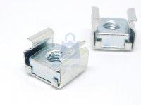 Matice v kleci ocelové 14,0 x 14,0 mm, pozinkované