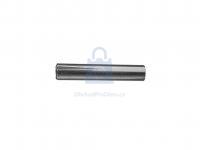 Kolík kuželový rýhovaný do poloviny délky, DIN 1472, nerez A1