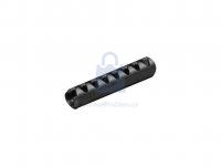 Kolík pružný ozubený, pro vysoké zatížení, bez úpravy