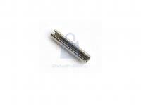 Kolík pružný válcový se štěrbinou, pro velké zatížení, DIN 1481, nerez A1