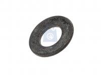 Podložka plochá, DIN 125A, černý zinek