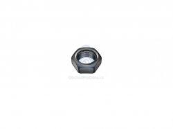 Matice šestihranná nízká s jemným závitem, DIN 439B, zinek černý