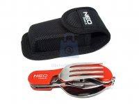 Nůž kapesní pro kempování. NEO tools