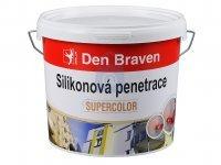 Penetrace silikonová pod dekorativní omítkoviny, Den Braven