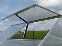 Otvírač automatický pro skleníky GARDENTEC