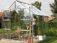 Skleník zahradní, čiré sklo, VITAVIA URANUS
