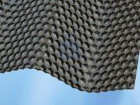 Zastřešení pergoly KARIBU ECO, vlnitý polykarbonát
