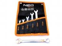 Sada očkoplochých klíčů, výrobce NEO tools