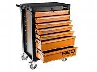 Zásobník se sedmi zásuvkami, NEO tools