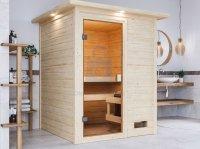 Sauna finská, KARIBU SANDRA, pro 2 osoby