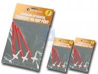 Trubičky náhradní pro aplikaci NXP pěny, DenBraven