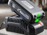 Nabíječka baterií Energy+ 18 V, Graphite