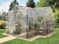 Skleník zahradní, čiré sklo, VITAVIA SIRIUS