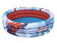 Nafukovací bazének - Spiderman, průměr 1,22 m, výška 0,30 m