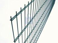 Panel drátěný, DOUBLE 5 a 6 mm, PVC, RAL 6005