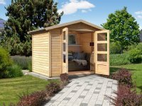 Domek zahradní dřevěný, KARIBU AMBERG