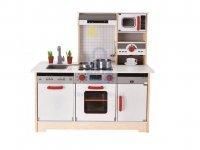 Kuchyňka 4v1, dřevěná