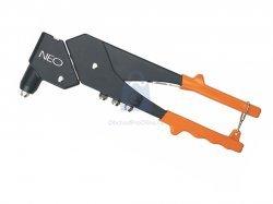 Kleště nýtovací s otočnou hlavou NEO tools