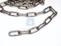 Řetěz dlouhý článek DIN 763/5685C, nerez A4