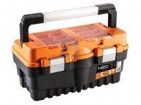 Box plast na nářadí, NEO tools
