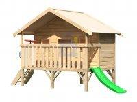 Hřiště dětské dřevěné, KARIBU MAXI