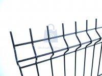 Panel plotový drátěný PLUTO LIGHT, ZN+PVC