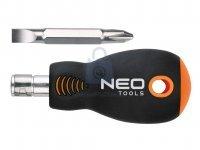 Šroubovák oboustranný PH+plochý, NEO tools