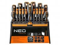 Sada šroubováků se stojanem, NEO tools