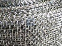 Tkanina kovová ČSN 17240, nerez 1.4301, formát