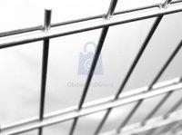 Panel plotový svařovaný, PILOFOR SUPER, pozinkovaný