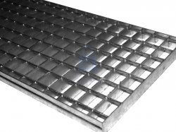 Rošt podlahový SP230 atypický, bez úpravy