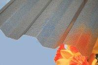 Deska střešní trapézová,  Marlon CSE TR 76/16, průsvitná s hrubší strukturou