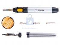 Mikropájka, sada s pájecími hroty, Topex