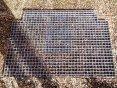Rošt podlahový SP 340, zinkovaný