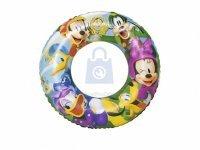 Nafukovací kruh - Mickey Mouse a Minnie, průměr 0,56 m