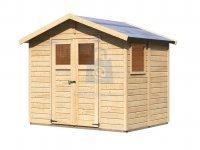 Domek zahradní dřevěný, KARIBU DALIN