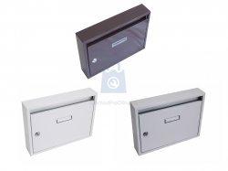 Schránka poštovní paneláková
