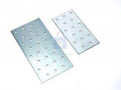 Deska spojovací pozinkované, otvory pr. 3 mm/5mm