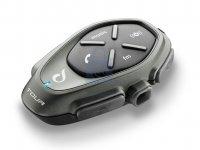 Bluetooth handsfree pro uzavřené a otevřené přilby CellularLine Interphone TOUR