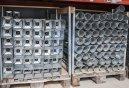 zásoby kotevních prvků na skladě