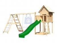 Hřiště dětské dřevěné, KARIBU FRIEDA