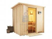 Sauna finská, KARIBU SODIN, pro 2 osoby