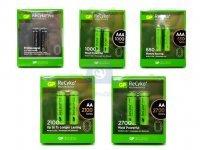 Baterie nabíjecí recyko+