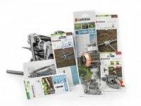 Zavlažování skleníku, automatické, analogové, Gardena