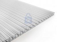 Deska střešní polykarbonátová komůrková, DUAL STRONG 16,0 mm